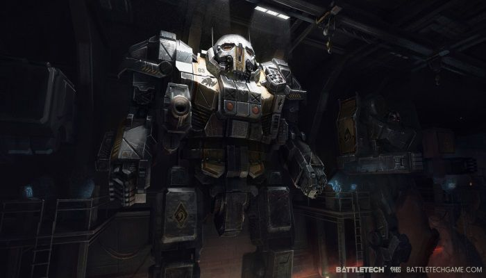 BattleTech Preview - A Natural Evolution of the Tabletop Game