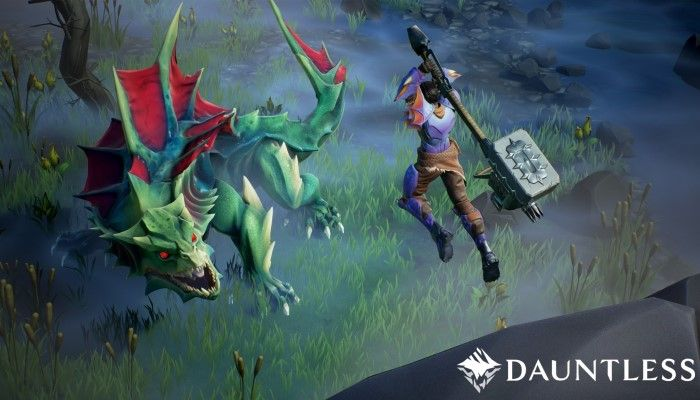 E3 2017 - Hands On with Dauntless