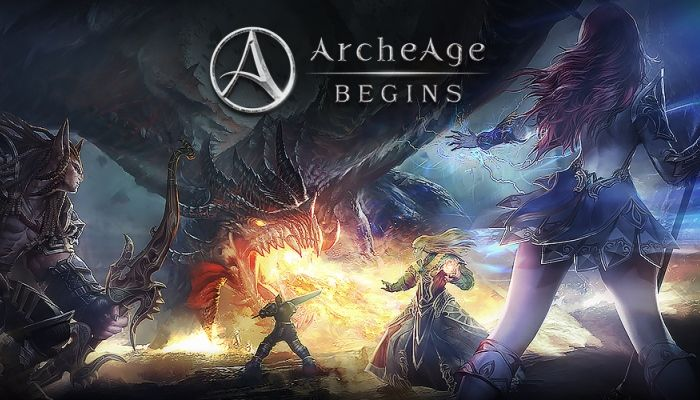 Archeage Begins Impressions - Beautiful & Tempting