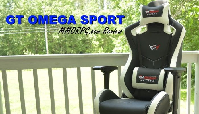 Sensational Gt Omega Sport Gaming Chair Sitting In The Lap Of Luxury Uwap Interior Chair Design Uwaporg