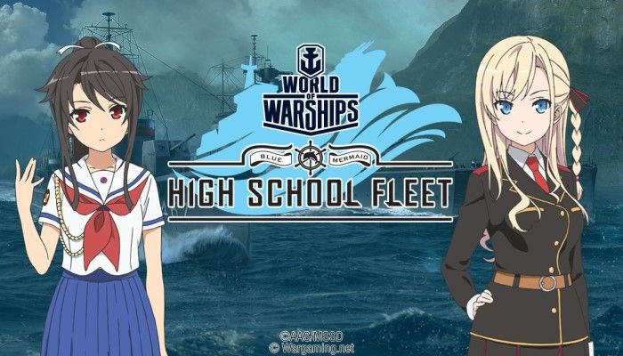 EXCLUSIVE: High School Fleet comes to Warships