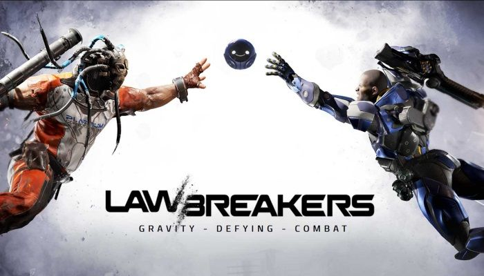 LawBreakers Open Beta Impressions - I Got a Boot in the Face!