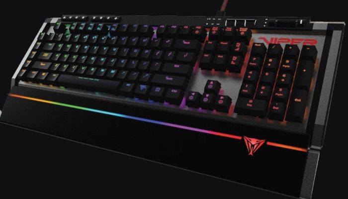 Viper Gaming V770 Mechanical Keyboard - High Caliber, Highly Customizable - General Hardware Reviews