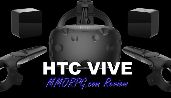 HTC Vive Review: Awe Inspiring