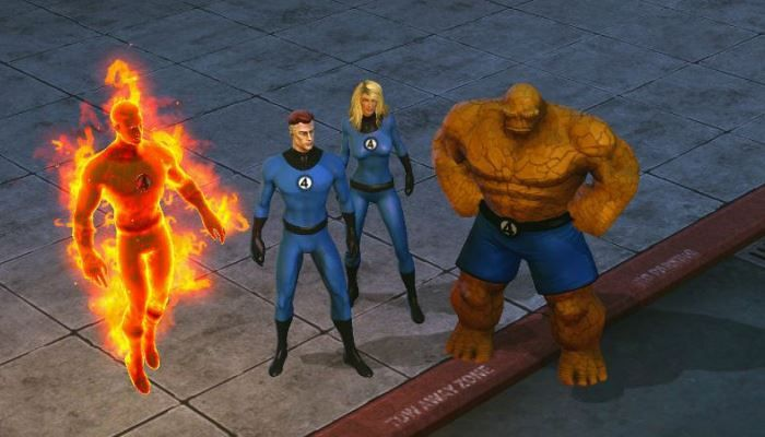 Why Were Fantastic Four Shown the Door?