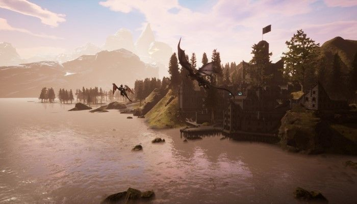 Citadel: Forged With Fire Interview - Blending MMOs & Open World Into One Experience
