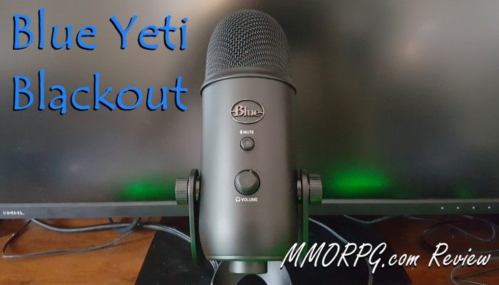 Blue Yeti Blackout: The Reigning Champion