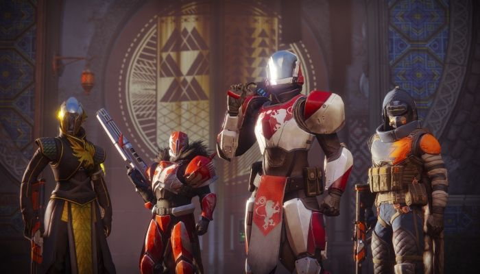 Art & the World of Destiny 2 with Jason Sussman