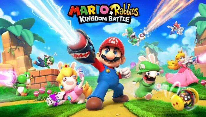 This Week at GameSpace.com - Mario + Rabbids, Warriors All-Stars & More