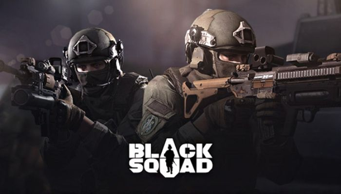 Black Squad By the Bullets - Sponsored