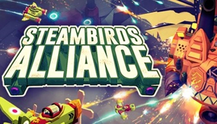 PAX West 2017 - Steambirds Alliance Hands On