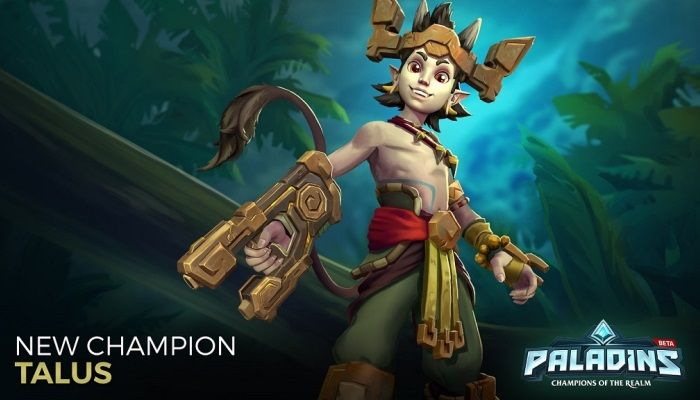 The HiRez Bugle - Odyssey in Smite, Talus in Paladins, and Hand of the Gods Updates