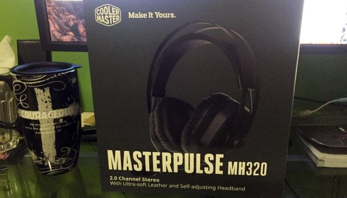 Cooler Master MasterPulse MH320 – On a Budget?