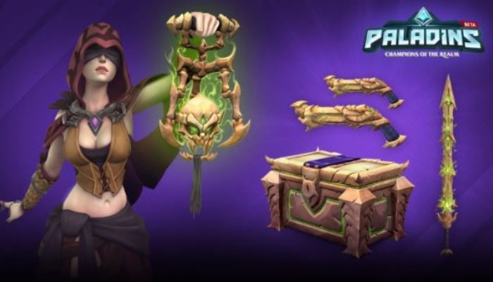 The HiRez Bugle: Skins Galore and Necro Fun for Paladins