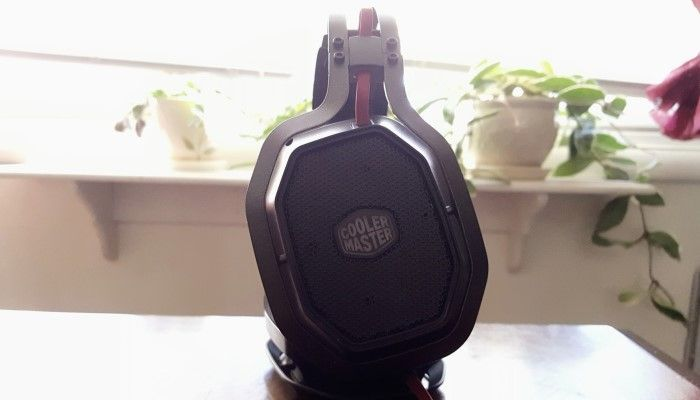 Cooler Master Master Pulse Pro 7.1 Surround Sound Headset
