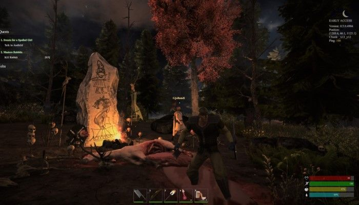 Valnir Rok Early Access Preview