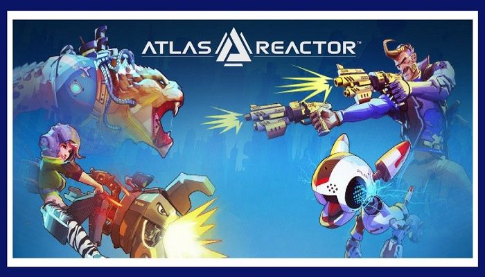 Happy Birthday, Atlas Reactor! - Atlas Reactor News