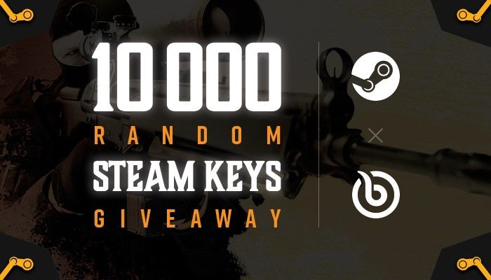 10,000 Free Steam Games (SPONSORED)