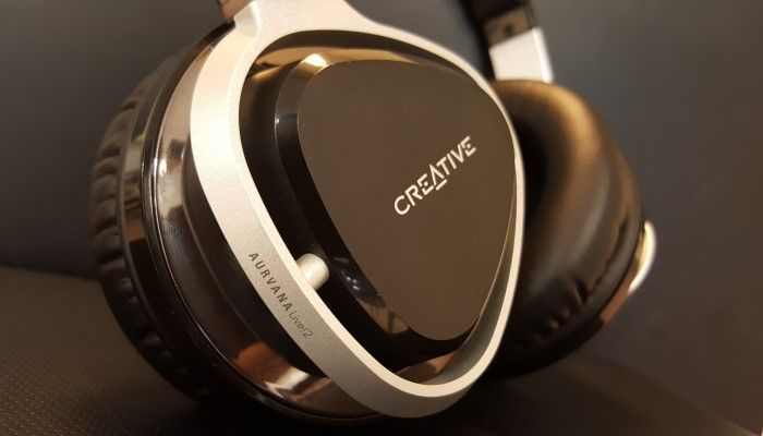 Creative Aurvana Live!2 Headphones Review - Gaming Goes HiFi