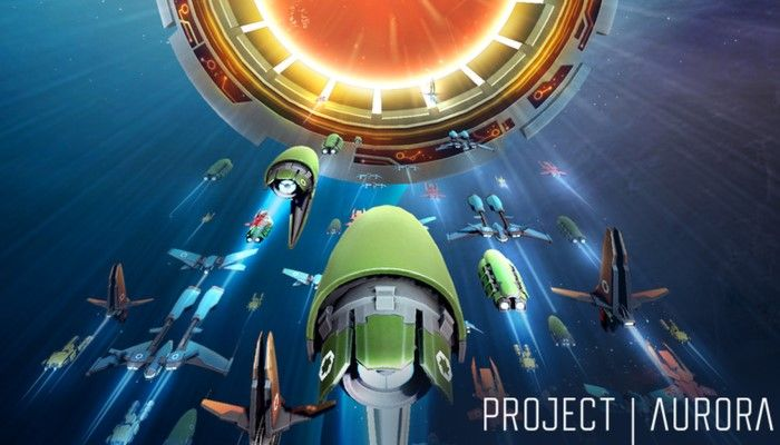 EVE Vegas 2017 - Project Aurora - First Glimpse of a Persistent Online Mobile Game