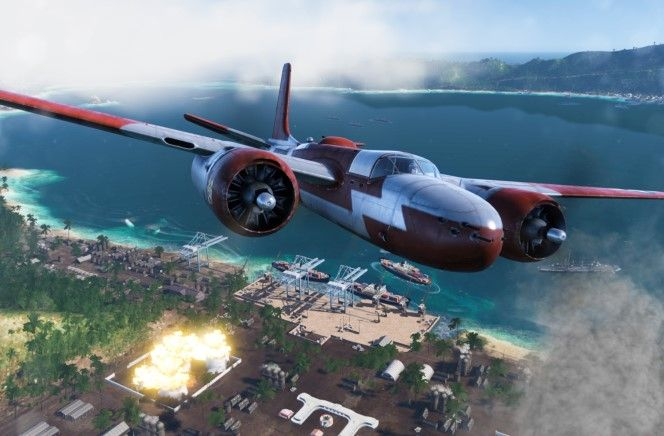 Getting Airborne Again in 2.0 - World of WarPlanes News