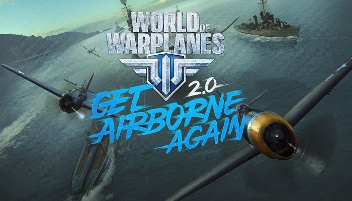 Onsite at Wargaming America and Hands-on WoWP 2.0 - World of WarPlanes News
