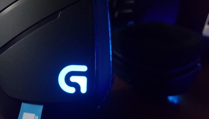 Logitech G933 Artemis Spectrum: Wireless, But Not Quite Carefree