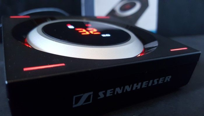 Sennheiser GSX 1000 Headphone Amplifier - The Gamer's Headphone Amp