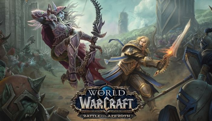Blizzcon 2017 -  Interview - Battle for Azeroth