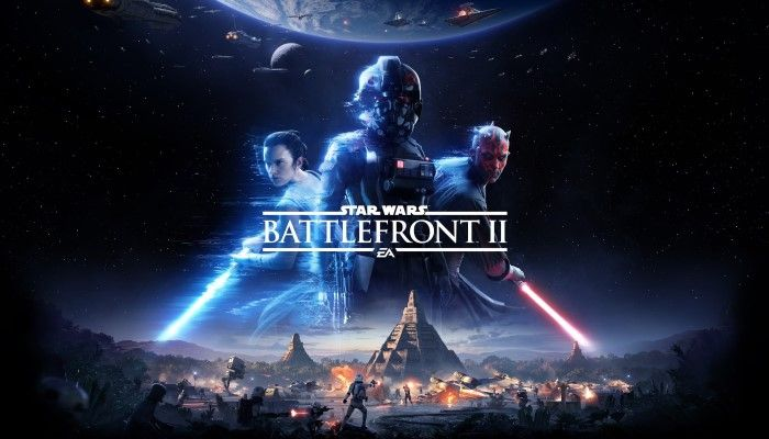Star Wars Battlefront II Multiplayer Hands On Report