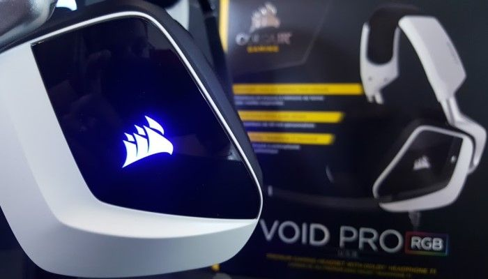 Corsair Void Pro RGB Headset: Corsair Delivers Again