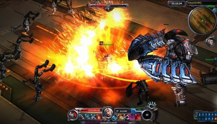 Wild Buster: Heroes of Titan Beta Weekend Impressions