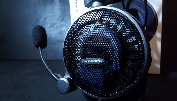 Audio Technica ADG1X High Fidelity Gaming Headset: An