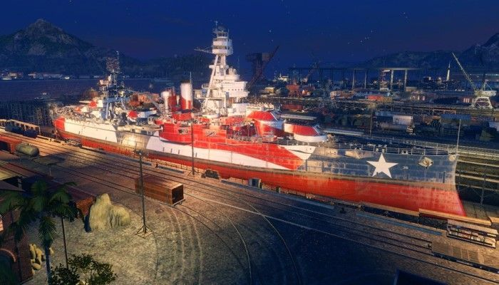 Preserving History – Wargaming, Project VALOR & Keeping the USS Texas Afloat