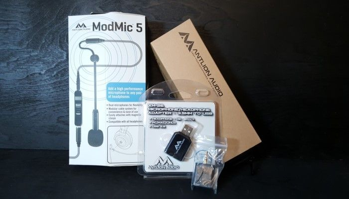 Antlion ModMic 4 and 5 Combined Review: Time To Go Modular?