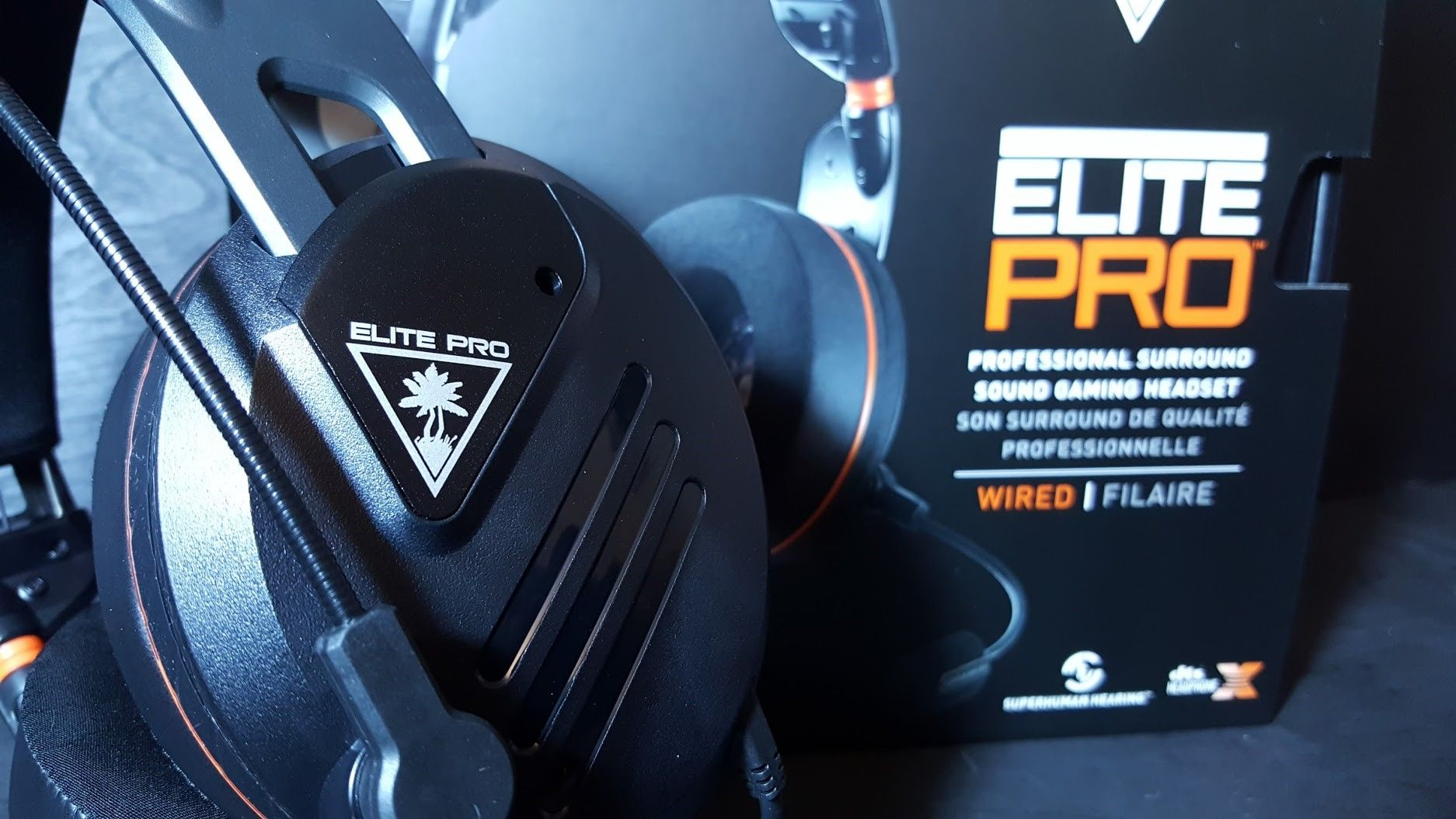Turtle Beach Elite Pro: Turtle Beach Takes it Up a Notch