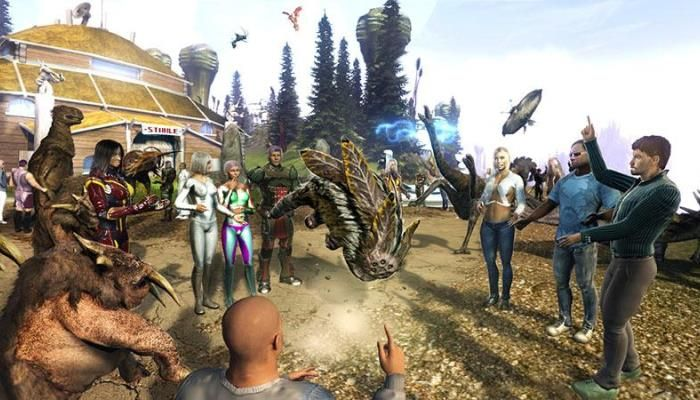 Econ 101 - Catching Up with MindArk - Entropia Universe News