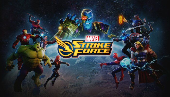 Get Your Avengers Alliance Fix with Marvel Strike Force