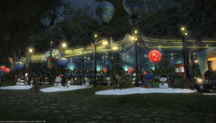 Festive Events & Patch 4.2 News - Final Fantasy XIV News