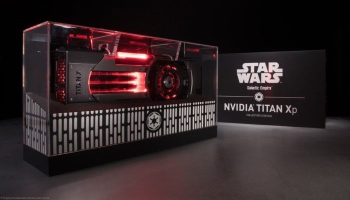 The Nvidia Titan Xp Star Wars Collector's Edition Review