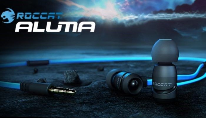 Roccat Aluma In-Ear Headset – A Decent Headset for the Glasses Wearer in Your Life