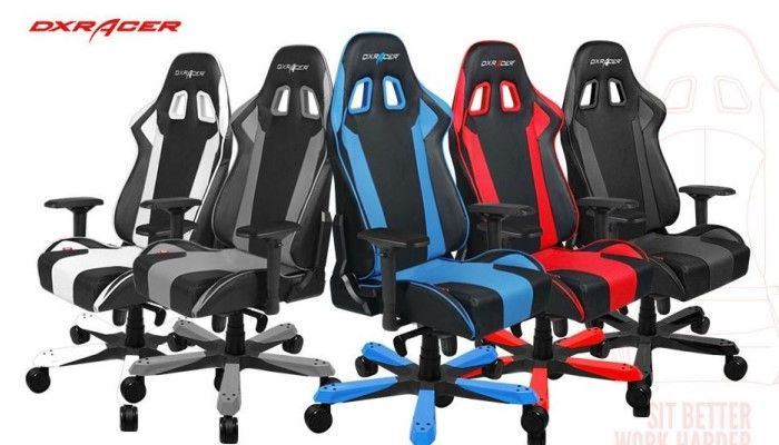 DXRacer King Series: A King's Throne