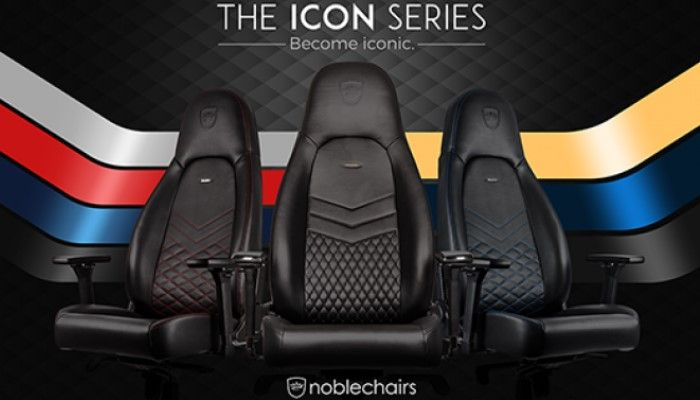 noblechairs: ICON - A Classy Addition for Any Room in the House