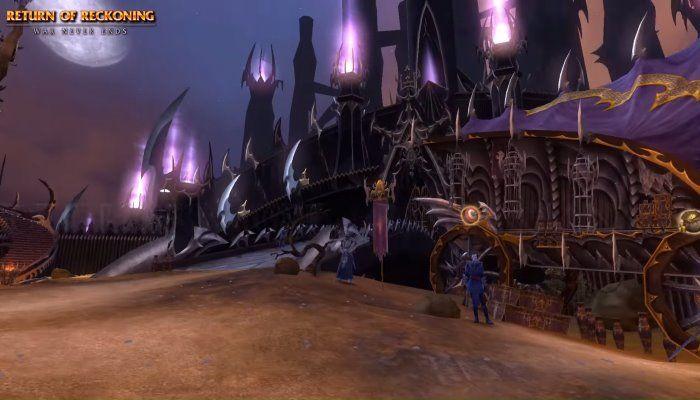 Resurrecting Warhammer Online - MMORPG com