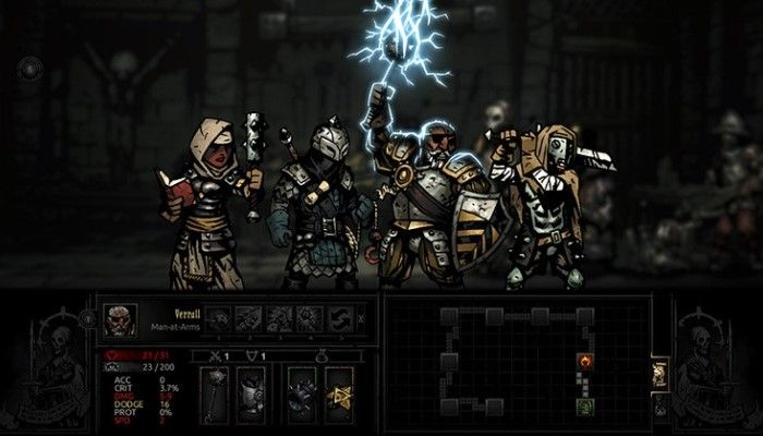 Darkest Dungeon On Switch is Where It Truly Shines