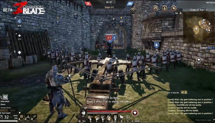 command an army in this unique mmo mmorpg com
