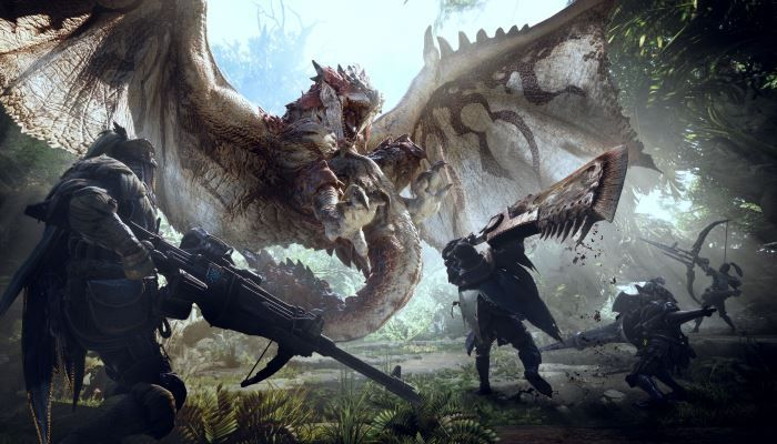 5 Things MMOs Can Learn From Monster Hunter World