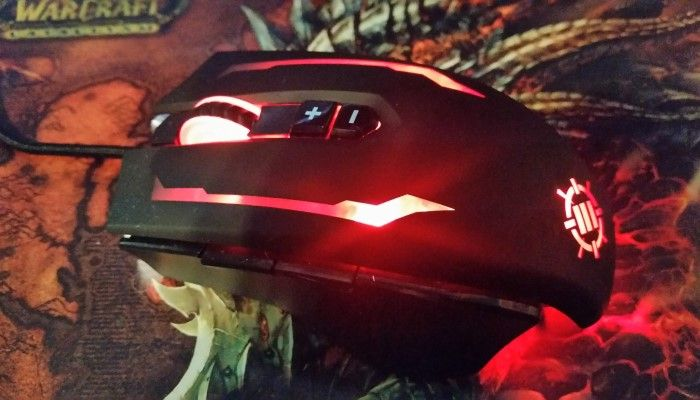 Enhance Scoria Tournament Gaming Mouse: Performance on a Budget