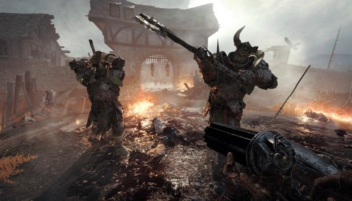 Vermintide 2 Looks Like It's Going to be Chaos