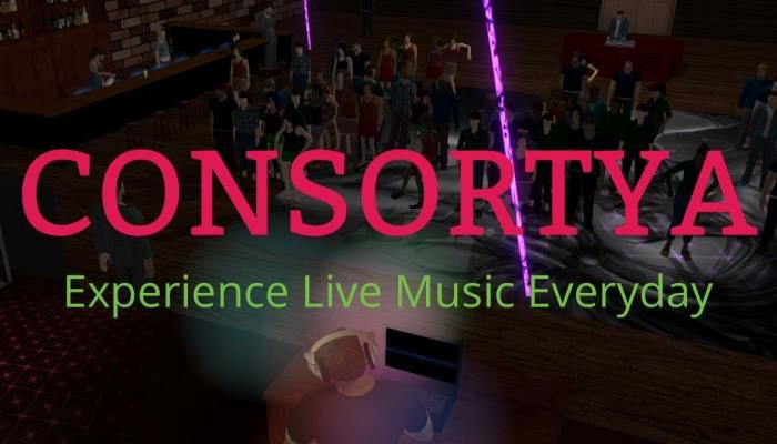 Consortya - Tuning Up to Combine Music & MMOs